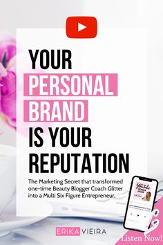 Do you want to build a truly authentic brand that attracts tons of people who are excited to hear your message? Coach Glitter has the keys for you to use! Youtube Without Ads, The Marketing, Content Marketing, One Time, Instagram Tips, You Youtube, Pinterest Marketing, Social Media Tips, Personal Branding