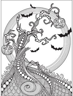 Halloween Adult Coloring Book Fresh Halloween Coloring Page Colorish Free Coloring App for Adults by Goodsofttech Halloween Coloring Pictures, Free Halloween Coloring Pages, Cute Coloring Pages, Coloring Apps, Christmas Coloring Pages, Free Coloring, Adult Coloring Pages, Coloring Books, Colouring