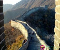 Now what we call as Mutianyu Great Wall is one of best preserved section of the Great Wall from Ming Dynasty. More info: http://www.trekclub.org/Route/detail/id/4  #Mutianyu #Greatwallchina