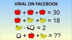 Viral Facebook Math Problem \