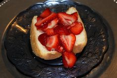This is a great recipe. It tastes just like the wheat containing sponge shortcakes that you can buy at the grocery store, during strawberry season. This recipe uses only 6 ingredients and you can find them all right in your kitchen.It is a great recipe for people that are trying to find an easy dessert to make for a Celiac family member or friend, coming over for dinner. Its quick, its easy, and its really really yummy!!! Try it, you wont be dissapointed!!!!!