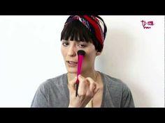 Passo a passo de correção de pele com Vanessa Rozan na TV Tpm - YouTube