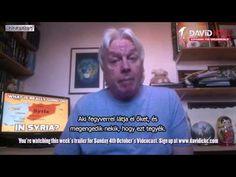 David Icke: Mi folyik Szíriában? /videóüzenet/  / Sokak számára talán még nem világos, hogy mi folyik Szíriában. David Icke segít megérteni.