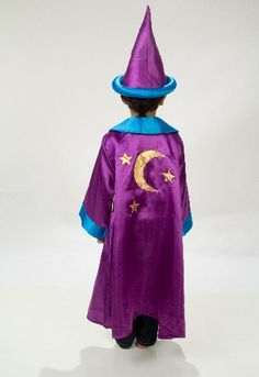 halloween costume wizard kid | Wizard Coat, Wizard Cape for Boys, Halloween Costumes from Funky ...