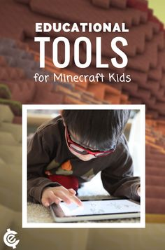 Educational Tools for Minecraft Kids from sponsor @educents