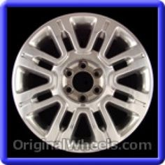 Ford Expedition 2010 Wheels & Rims Hollander #3788  #FordExpedition #Ford #Expedition #2010 #Wheels #Rims #Stock #Factory #Original #OEM #OE #Steel #Alloy #Used