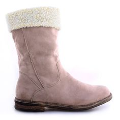 CIZME BEJ SIMPLE BOOTS  119,0 LEI Ugg Boots, Uggs, Wedges, Shoes, Fashion, Moda, Zapatos, Shoes Outlet, Fashion Styles