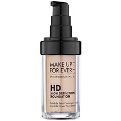 Base HD Invisible Cover Foundation