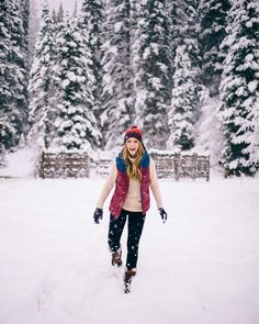 Winter wonderland style - Julia Engel