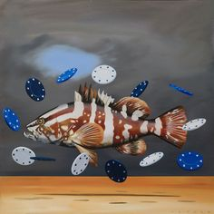 Fish and Chips by Robert Deyber