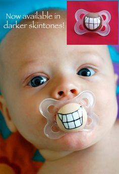 NEW Toothy Grin with Darker Skintones Hand by piquantdesigns, $13.50