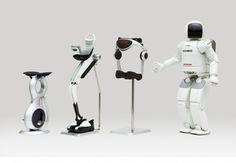 """O exoskeleton da Honda já """"anda"""" aí"""