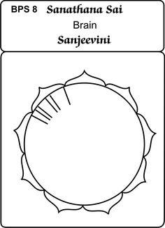 Sanjeevini Healing Card- Brain