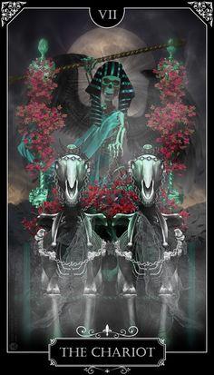 The Garden of Bad Things – The official website of Australian visual artist Dan Verkys Fantasy Book Series, Fantasy Books, Fantasy Art, Art Of Dan, Online Tarot, Tarot Major Arcana, Daily Tarot, Skeleton Art, Visionary Art