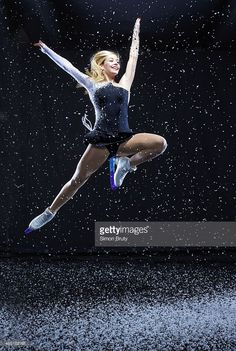 Portrait of Team USA Gracie Gold during USOC Media Summit photo shoot at Grand Summit Hotel. Cover. Simon Bruty F466 )