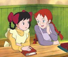 アンとダイアナ