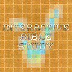Interactive Bible Study