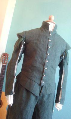 Doublet & Breeches - Custom Color/Size. $300.00, via Etsy.