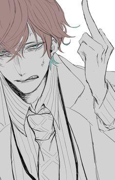 Hellbent as a anim Boys Anime, Manga Boy, Character Inspiration, Character Art, Character Design, Mc Lb, Yandere, Bishounen, Guy Drawing