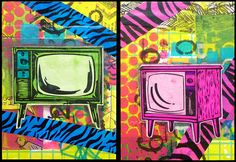 color tv's-available(1/2) | by Steph Dodson