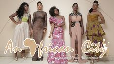 An African city: Great new show that is based on four girls who  have come back home to  settle down. It talks of their daily experiences from work to relationships. Really amazing show.