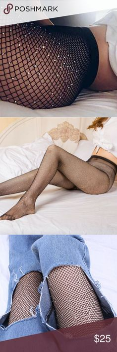 Berkshire Women/'s Trend Sexyhose Lace Waist Ultra Black Sheer 3X 4X Style 4917