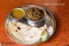 Mutton Kaima Gojju @ #SANGAMMILITARYHOTEL Address:  528/A, 1st Floor, 14th Cross, Shastri Nagar Main Road, Jayanagar, Bangalore. Contact:  9448511744 #Food #restaurant  #CItyShorBengaluru