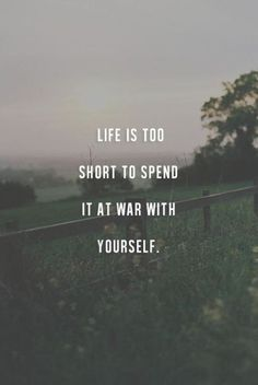 Best life Quote About positive Be Happy Life Is Too Short To Spend