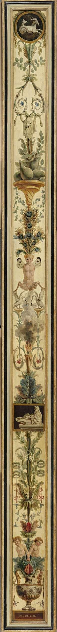 December met het teken van de steenbok, Jan Kamphuysen, 1790 - 1791