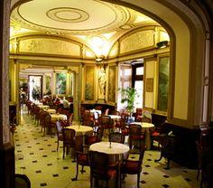 Gran Caffe GAMBRINUS,Napoli