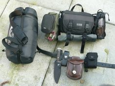 bushcraft kit - Silver Fox Bushcraft