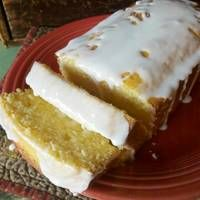 Lemon loaf #lemon #desserts This is Starbuck's lemon cake recipe. YUM