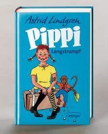 Pippi Langstrumpf - Astrid Lindgren. Seit Pippi Langstrumpf im Nachbarhaus wohnt, gibt es für Thomas und Annika keine Langeweile mehr. Ab 6 Jahren.