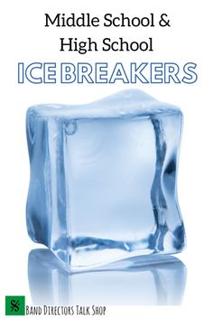 """Teachers, click here for some fun ice breakers for middle schoolers or for high school students! The """"would you rather"""" games are perfect for beginning of the year or first day of school get to know you activities. They are awesome for a large or small group and will encourage good social skills among students. The easy prep team building ideas are also fun for the upper elementary, band, choir, orchestra Team Games For Kids, Building Games For Kids, Social Skills For Kids, Building Ideas, Abc Games, Group Games, Rhythm Games, Classroom Games High School, Music Classroom"""