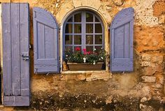 Window in Provence