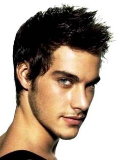 The Short Gorgeous Hairstyle with Awesome Little Spikes - Mens Haircuts 2014 : Mens Haircuts 2014