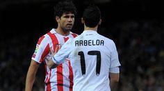 Real Madrid's Alvaro Arbeloa: Diego Costa clash ended my...: Real Madrid's Alvaro Arbeloa: Diego Costa clash ended my… #DiegoCosta #FACup