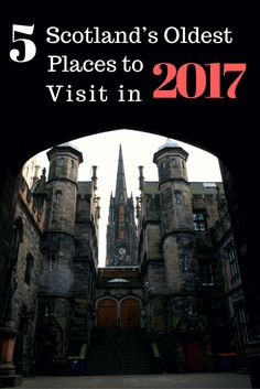Oldest Places In Scotland update + 3 bonuses] With 2017 being the Visit Scotland Year of History, Heritage and Archaeology, what better time to look at Scotland's oldest places?With 2017 being the Visit Scotland Year of History, Heritage and Archaeol Places In Scotland, Scotland Travel, Ireland Travel, Scotland Trip, Vacation Places, Places To Travel, Travel Destinations, Vacations, Edinburgh