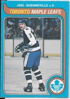 9b0b36d5a21 Joel Quenneville 1979-80 O-Pee-Chee Rookie Card