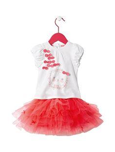 T-shirt fantasia, para bebé menina