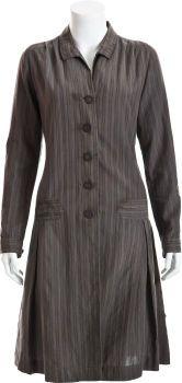 Movie/TV Memorabilia:Costumes, Renee Zellweger Chicago Costume Prison Uniform with PropLetters....