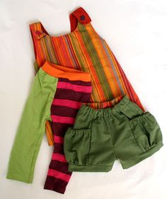 Pippi Longstockings outfit || Vera Luna #sewing #rolypolypinafore