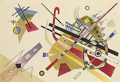 Crazy artworks you've never seen by Wassily Kandinsky