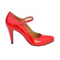 Hellen High Heels - Red