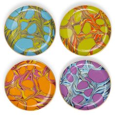Jonathan Adler Trousdale Coasters. #Etsy #JonathanAdler #GetChicSweepstakes