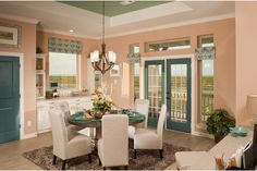 Oceanside by David Weekley Homes at Grand Cay Harbour 60'