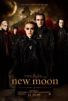 The #Twilight Saga: New Moon