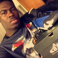 Today's #KBZCustomerAppreciation feature goes to:  @j3ft3r_  For copping the Laney 14's from us! Definitely a great pick up.  .  Want a make a holiday purchase but want to check out reviews first? Check our tag #KBZCustomerAppreciation for visit http://ift.tt/1FmY9gI for customer feedback.