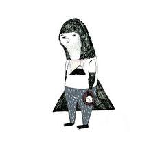 Julia Pott Triangle Characters