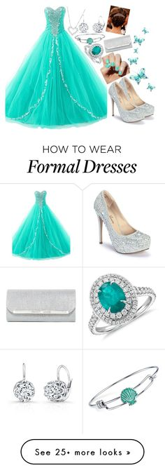 """""""Today #278"""" by jessawilhelm on Polyvore featuring Lauren Lorraine, Blue Nile, Disney and Natasha Accessories"""
